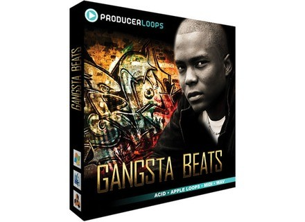 Producer Loops Gangsta Beats
