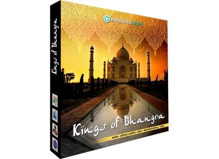Producer Loops Kings of Bhangra