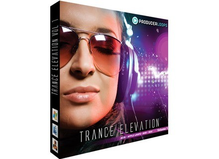Producer Loops Trance Elevation Volume 1 Sample Collection