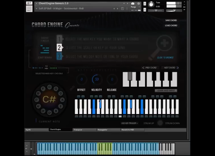 ProduceRNB Chord Engine 2