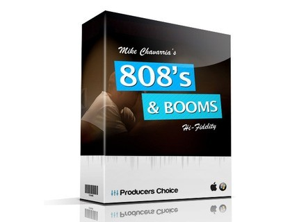 Producers Choice 808 Kick Drum & Boom