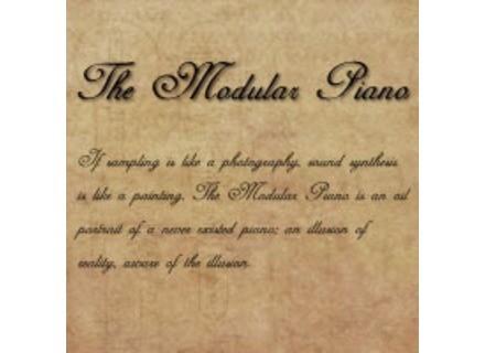 ProgSounds The Modular Piano for Kontakt