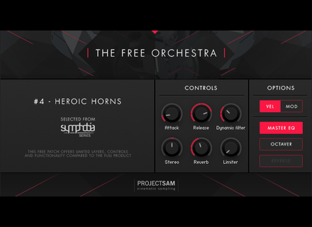 Project SAM The Free Orchestra