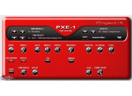 Project-X PXE-1 [Freeware]