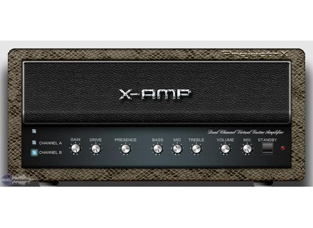 Project-X X-Amp [Freeware]