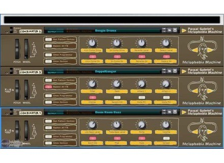 PropellerHead Pascal Gabriel's Melophobia Machine ReFill