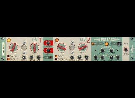 PropellerHead Pulsar for Reason