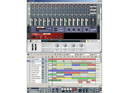 PropellerHead Reason 3.0