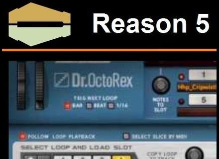 PropellerHead Reason 5