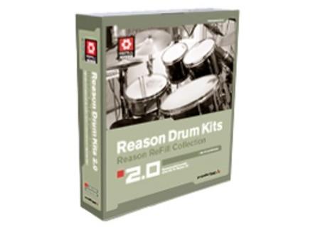 PropellerHead Reason Drum Kits 2.0