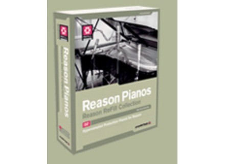 PropellerHead Reason Pianos