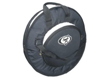 "Protection Racket Deluxe 24"" Black - Cymbal Case"
