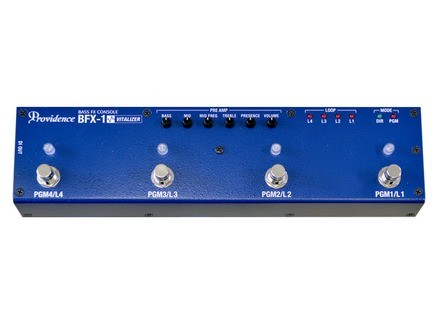 Providence Bass FX Console BFX-1