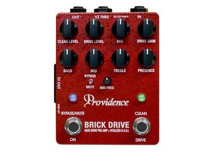 Providence Brick Drive BDI-1