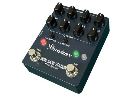 Providence DBS-1 Dual Bass Station