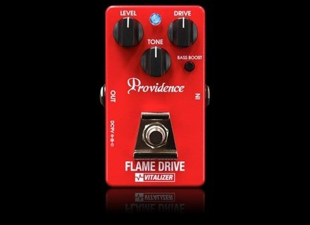 Providence Flame Drive FDR-1