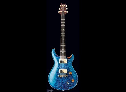 PRS Custom 22 Artist Package - Blue Matteo