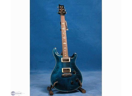 PRS Custom 22 Birds Whale Blue