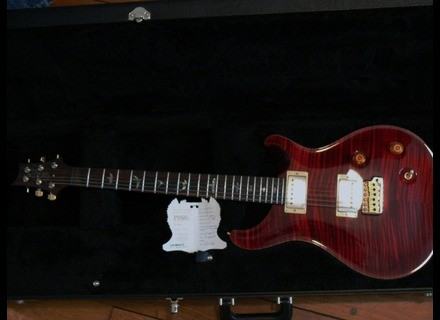 PRS Custom 22 Brazilian series 10 top