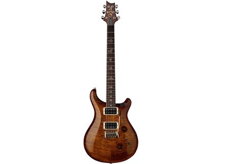 PRS Custom 24 - Black Gold Burst