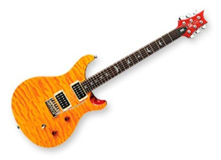 PRS SE Custom 24 - Vintage Yellow