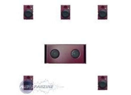 PSI Audio 14m² 5.1 Surround Sound System
