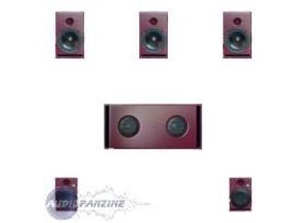 PSI Audio 24m² 5.1 Surround Sound System