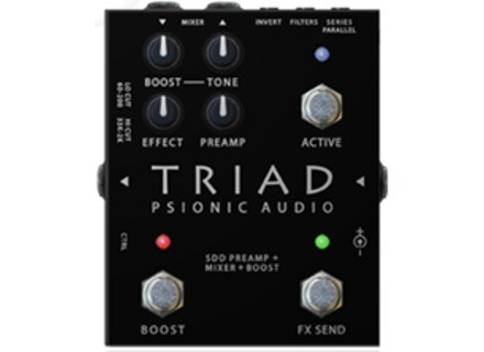 Psionic Audio Triad V2