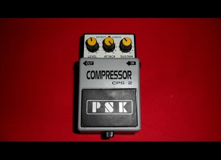 PSK CPS-2 Compressor