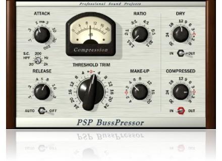 PSP Audioware BussPressor
