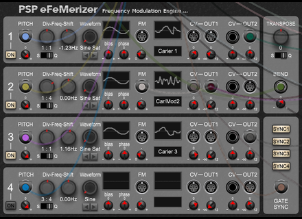 PSP Audioware eFeMerizer