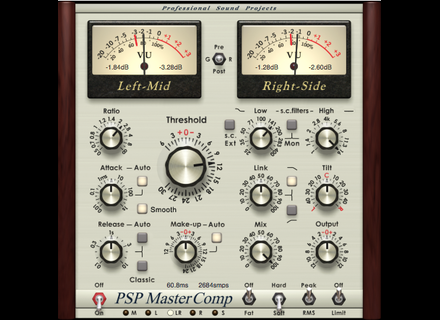 PSP Audioware MasterComp