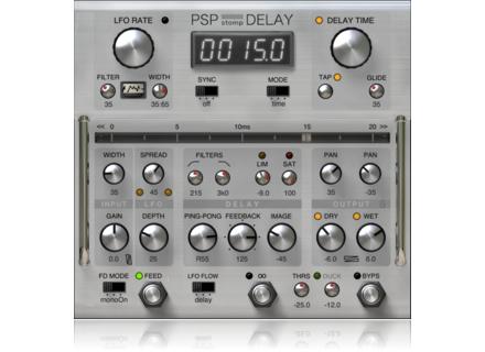 PSP Audioware PSP stompDelay