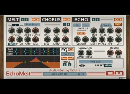 Psychic Modulation EchoMelt
