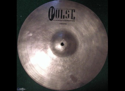 Pulse CYC16  CYMBALE ÉTUDE CRASH