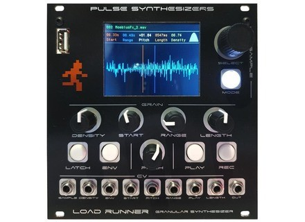 Pulse Synthesizers Load Runne