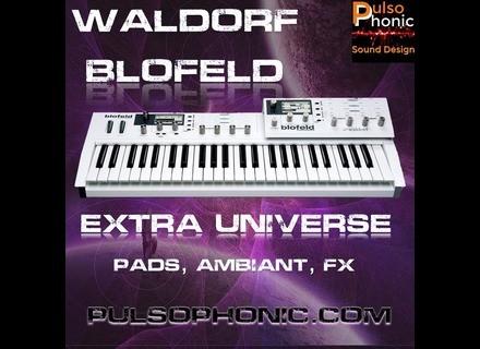 Pulsophonic Waldorf Blofeld Extra Universe
