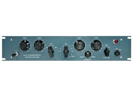 Pultec EQM-1S3 Program Equalizer - Mastering