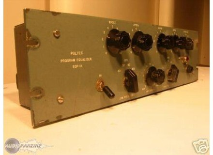 Pultec EQP-1A