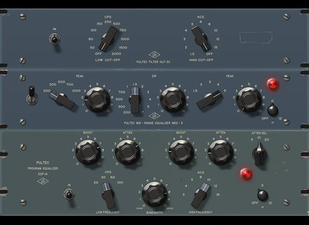 Pultec Pultec Passive EQ Plug-In Collection