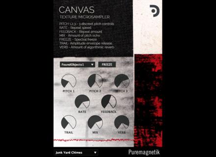 Puremagnetik Canvas