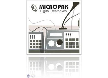 Puremagnetik Micropak : Digital Beatboxes