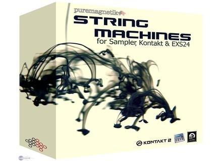 Puremagnetik String Machines