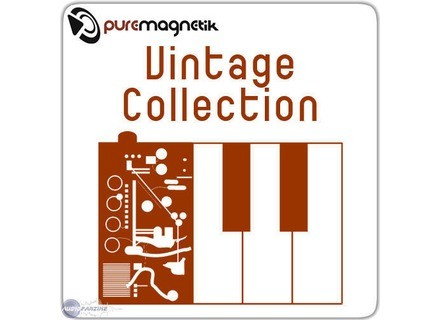 Puremagnetik Vintage Collection