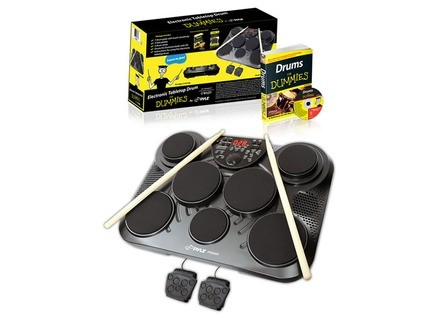Pyle Electronic Tabletop Drum For Dummies