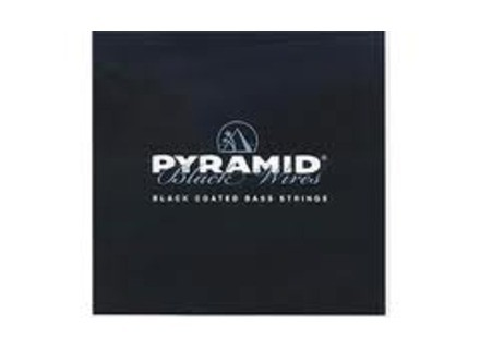 Pyramid Strings Black Wires