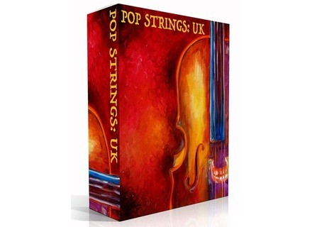 Q Up Arts Pop Strings UK