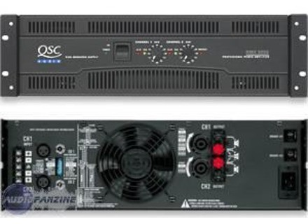 User reviews: QSC RMX 5050 - Audiofanzine on