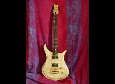Querey Guitars Aude Standard 24