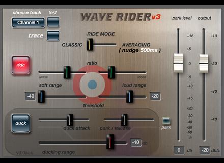 Quiet Art Wave Rider 3
